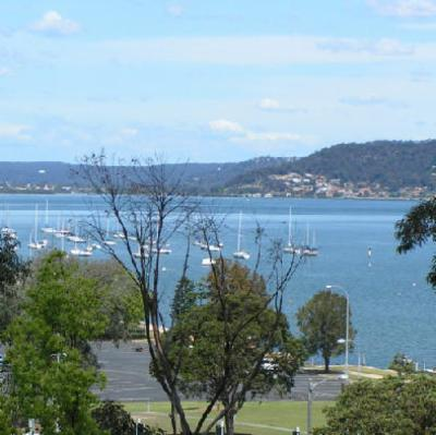 View of Brisbane Waters from Front Balcony